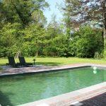 Vakantiehuis Brugge en Gent - zwembad