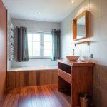 Vakantiehuis Chateau de luxe - badkamer