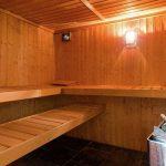 Vakantiehuis Chateau de luxe - sauna