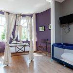 Vakantiehuis Chateau de luxe - slaapkamer