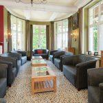 Vakantiehuis Chateau de luxe - woonkamer