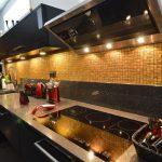 Vakantiehuis Gate One - keuken-kookplaat