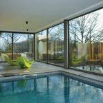Vakantiehuis La Cube - privézwembad binnen