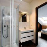 Vakantiehuis Landgoed Hoge Venen - badkamer