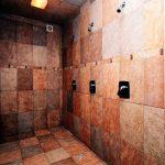 Vakantiehuis Landgoed Hoge Venen - douche gastenverblijf