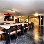 Vakantiehuis Landgoed Hoge Venen - eetkamer