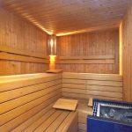 Vakantiehuis Landgoed Hoge Venen - sauna