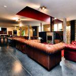 Vakantiehuis Landgoed Hoge Venen - woonkamer