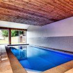 Vakantiehuis Landgoed Hoge Venen - zwembad