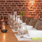 Vakantiehuis Le Gite du Chien Vert - eettafel