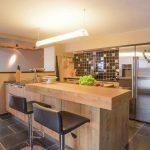 Vakantiehuis Le Gite du Chien Vert - keuken