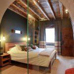 Vakantiehuis Le Gite du Chien Vert - slaapkamer-en suite badkamer