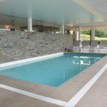 Vakantiehuis Le Lavoir de Sainte Marie - binnenzwembad