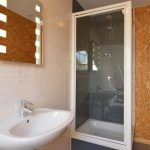 Vakantiehuis Le Lodge des Bruyeres - badkamer