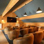 Vakantiehuis Le Lodge des Bruyeres - bioscoopruimte