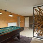Vakantiehuis Le Lodge des Bruyeres - recreatieruimte