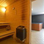 Vakantiehuis Le Lodge des Bruyeres - sauna