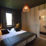Vakantiehuis Le Lodge des Bruyeres - slaapkamer