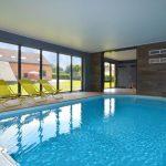 Vakantiehuis Le Lodge des Bruyeres - zwembad
