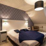 Vakantiehuis Le Lodge du Lac - slaapkamer