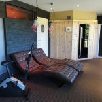 Vakantiehuis Le Lodge du Lac - wellnessruimte