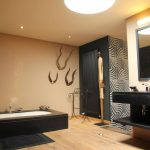 Vakantiehuis Le Pasc Anne - badkamer