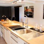 Vakantiehuis Le Pasc Anne - keuken