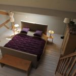 Vakantiehuis Le Pasc Anne - slaapkamer