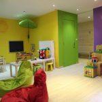 Vakantiehuis Le Pasc Anne - speelkamer