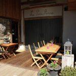 Vakantiehuis Le Pasc Anne - terras