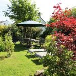 Vakantiehuis Le Pasc Anne - tuin
