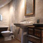 Vakantiehuis Le Vieux Moulin - badkamer
