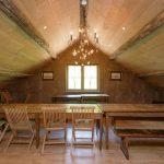 Vakantiehuis Le Vieux Moulin - eetkamer