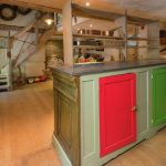 Vakantiehuis Le Vieux Moulin - keuken