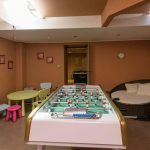 Vakantiehuis Le Vieux Moulin - recreatieruimte