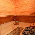 Vakantiehuis Le Vieux Moulin - sauna