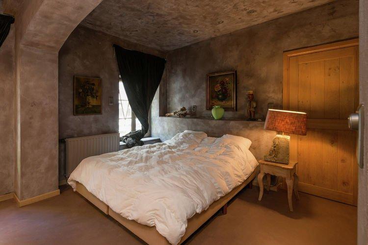 vakantiehuis le vieux moulin slaapkamer