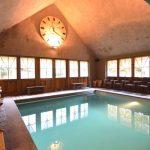 Vakantiehuis Le Vieux Moulin - zwembad
