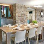 Vakantiehuis Les Narcisses - eetkamer