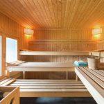 Vakantiehuis Les Narcisses - sauna
