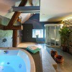 Vakantiehuis Les Narcisses - wellnessruimte