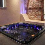 Vakantiehuis Les Reflets Bleus - jacuzzi