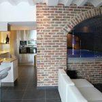Vakantiehuis Les Reflets Bleus - keuken
