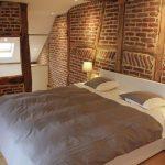 Vakantiehuis Les Reflets Bleus - slaapkamer