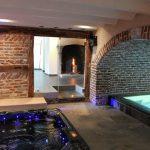 Vakantiehuis Les Reflets Bleus - zwembad-jacuzzi