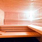Vakantiehuis Pays des Sources - sauna
