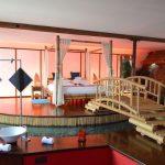 Vakantiehuis Shogun - hemelbed