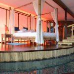 Vakantiehuis Shogun - hemelbed-vijver