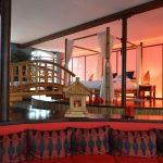 Vakantiehuis Shogun - hemelbed-zithoek