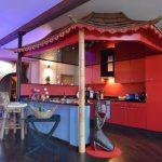 Vakantiehuis Shogun - keuken